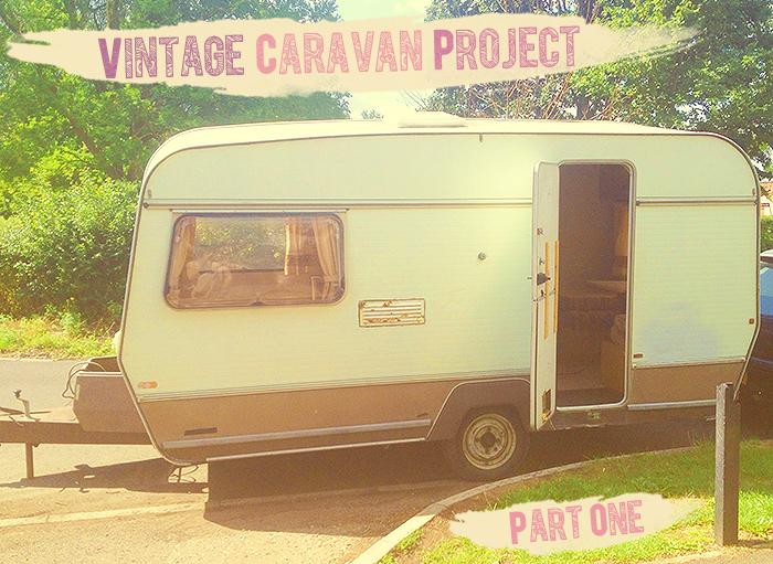 vintage caravan renovation