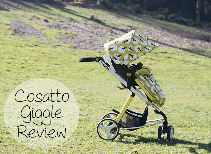Cosatto Giggle Review
