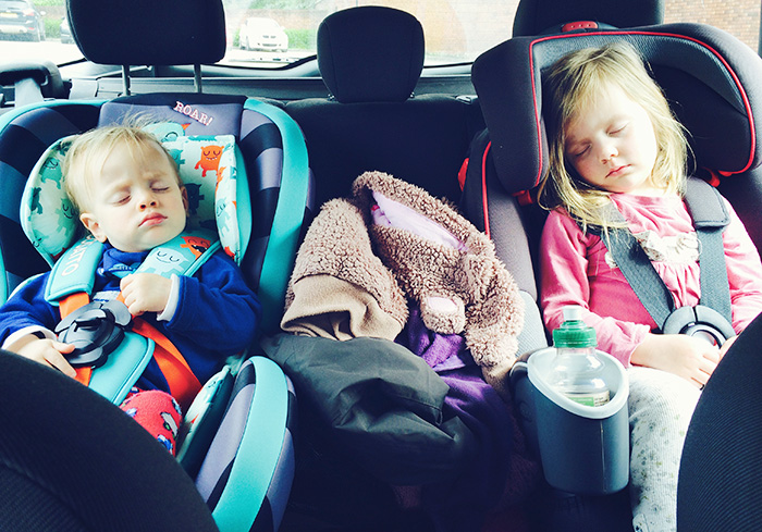 Cosatto Moova Car Seat Review -