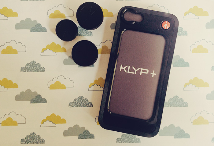 klyp iphone lenses