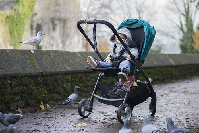 Mamas and Papas Armadillo flip pushchair review