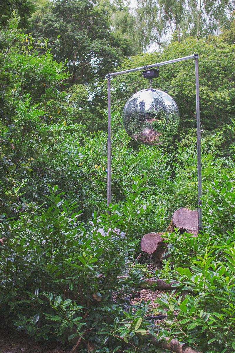 disco-ball-lostwood-larmer-tree